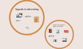 Appeals in advertising