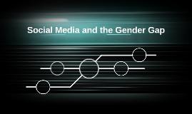 Social Media and the Gender Gap