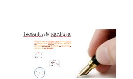Desenho de Hachura