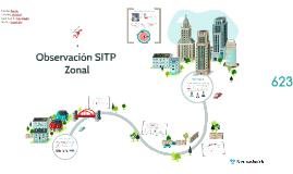 Observación SITP Zonal