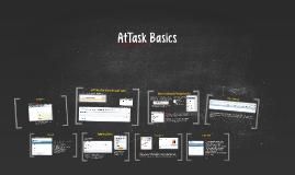 Copy of At Task Basics