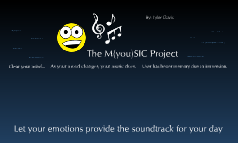 The M(you)SIC Project