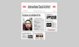 International Social Activist
