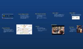 WVU IMC Program