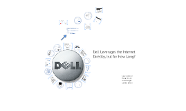 Copy of Dell Leverages the Internet Directly, but for How Long?