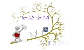 Servicio de Mail