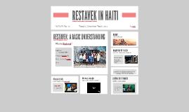 RESTAVEK IN HAITI