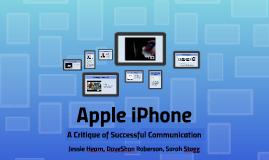 Apple Communication Critique