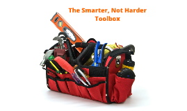 SQ3R +  Work Smarter, Not Harder: Student Toolbox