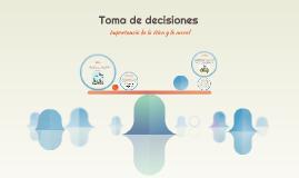 Toma de decisiones acertadas