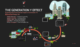 Copy of THE GENERATION Y EFFECT