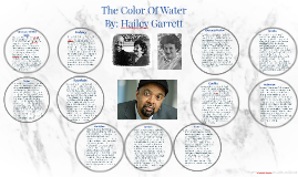 The Color Of Water
