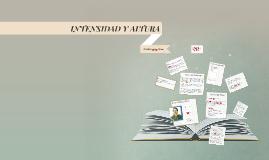 Copy of INTENSIDAD Y ALTURA