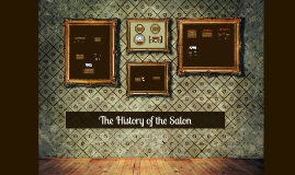 The History of the Salon