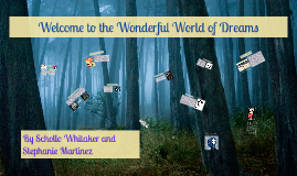 Welcome to the Wonderful World of Dreams