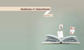 Realismus & Naturalismus