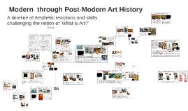 Modern Art History