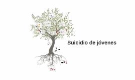 Copy of Suicidio de jóvenes