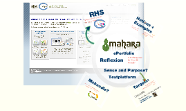 Introducing Mahara - MMM-Up 2013