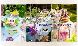 Wonderful Tea Party
