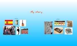 Copy of My story