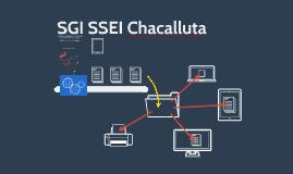 SGI SSEI Chacalluta
