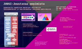 Copy of JOUSI-Joustavaa oppimista