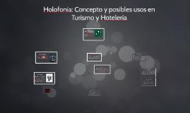 Holofonía