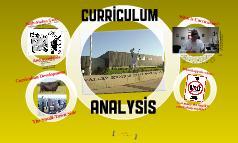Curriculum Interview Presentation