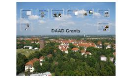DAAD Grants