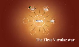 The First Nucular war