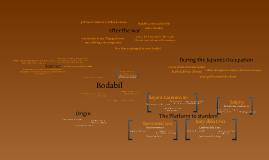 Copy of Bodabil