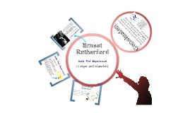 Ernest Rutherford- Gold Foil Experiment