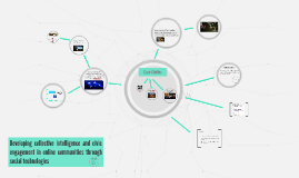 Developing collective intelligence and civic engagement in o