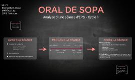 Oral SOPA