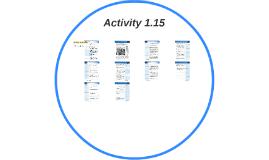 Activity 1.15
