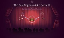 The Bald Soprano Act 1, Scene II