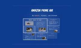 Copy of Amazon Prime Air