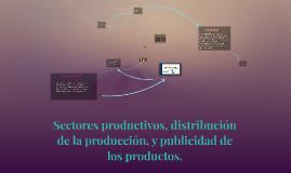 Copy of Sectores de producción