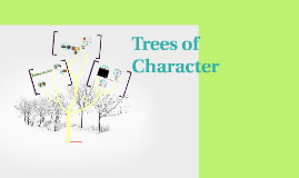 Trees of Character