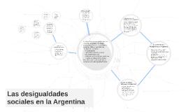 Copy of Las desigualdades sociales en argentina