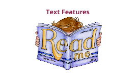 Copy of Text Features