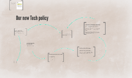 Our new Tech policy