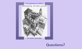 Demystifying the Ethics Process 2016