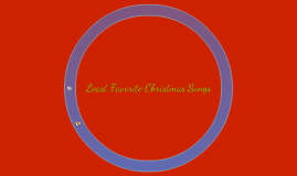 3 least favorite christmas songs