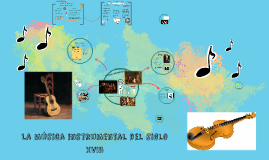 La música instrumental del siglo XVIII