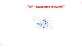 Copy of Usługowy model zarządzania w IT - teoria i praktyka