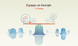 Furman vs Georgia