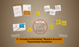 "2° Jornada Institucional ""Nuestra Escuela"""