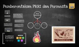 Pemberontakan PRRI dan Permesta